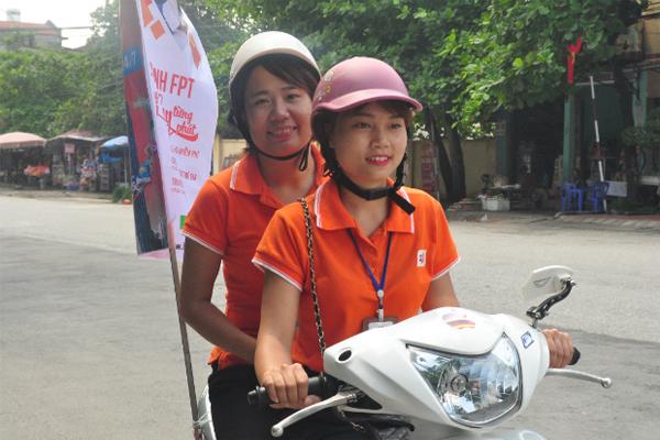 FPT Tuyên Quang Rầm Rộ Trong Ngày Đầu Ra Quân 2