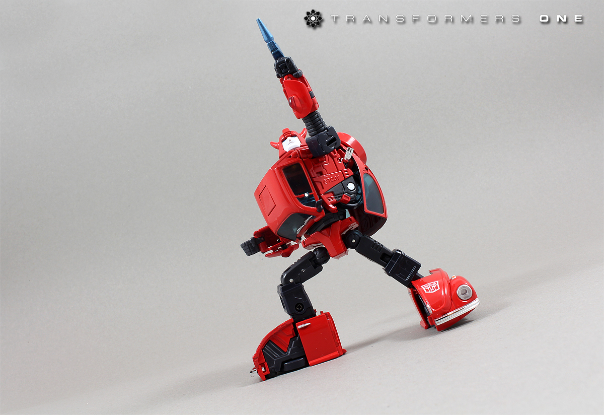 Masterpiece MP-21R Bumble Red Body Article Redbee22x