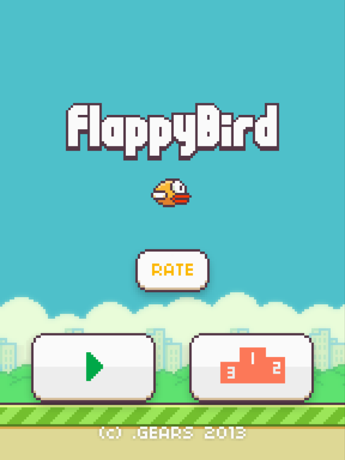 Direct download link for the .apk file: Flappy Bird APK