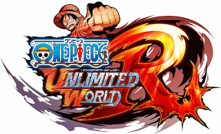 one piece unlimited world red logo One Piece: Unlimited World RED (3DS)   Logo & Demo Footage