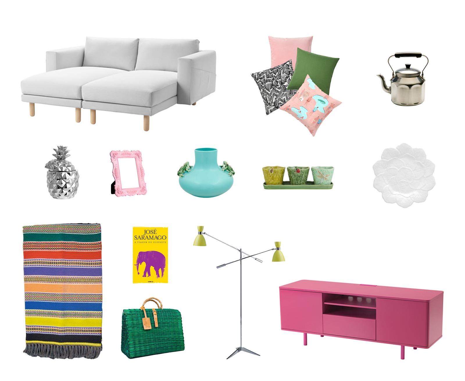 Um Amor e Uma Casa IKEA