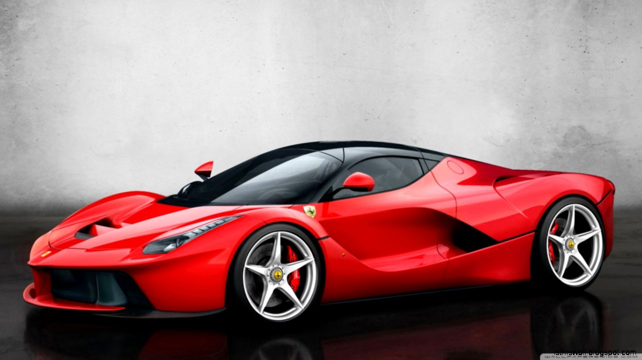 2014 Ferrari LaFerrari HD desktop wallpaper  Widescreen  High