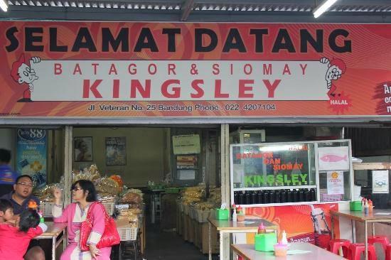 Batagor Kingsley Bandung