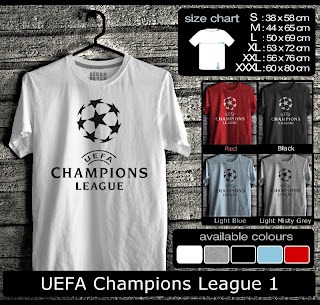T-shirt Bola UEFA Champions League 1