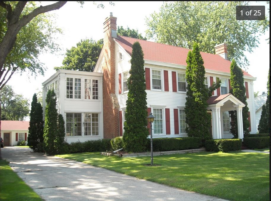 The House Has Been On The Market For A While, But They Also Put The House  On The Auction Block Too. Sadly, The Only Bid Was Too Low, And Not Accepted.