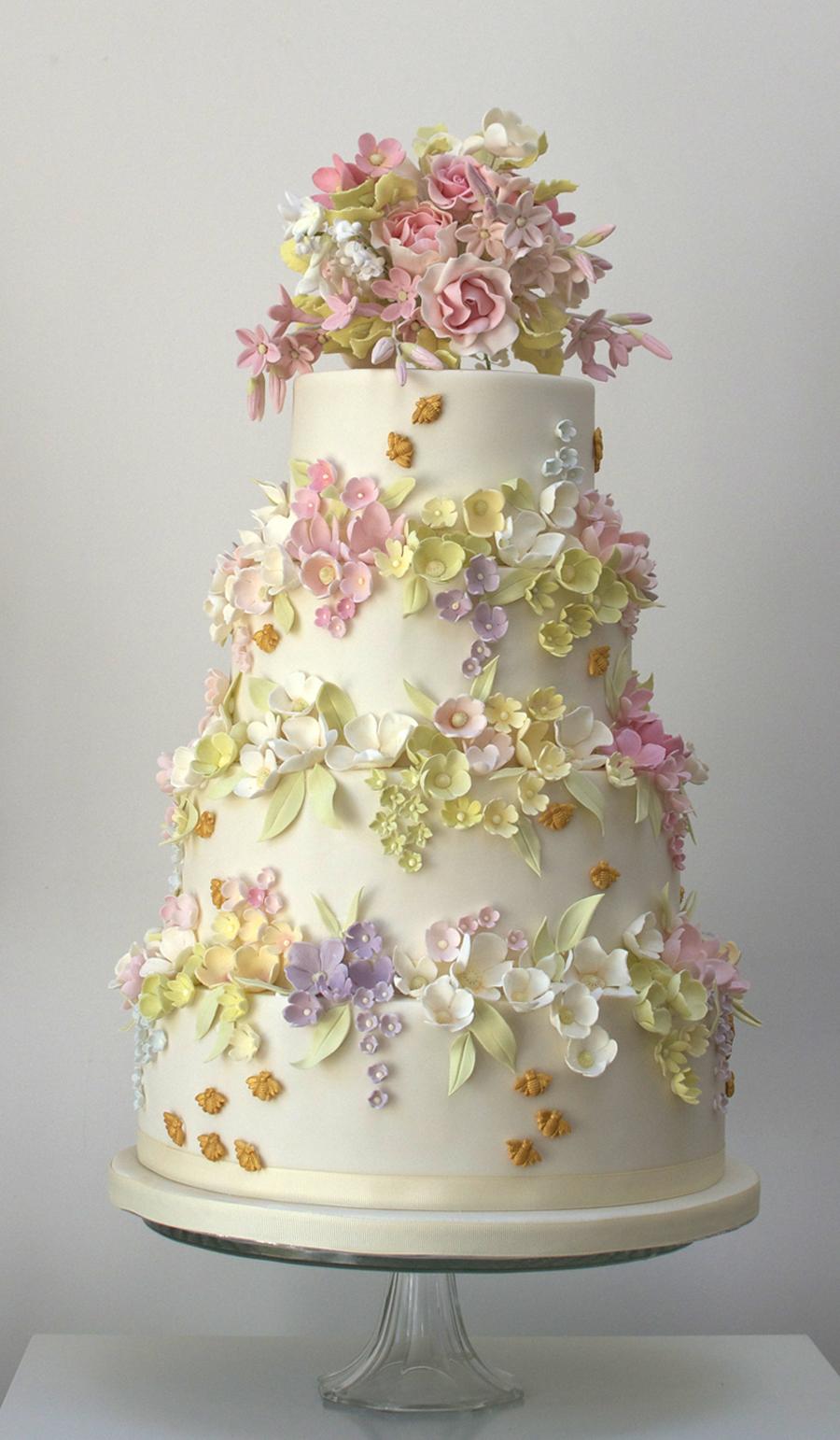 Rosalind Miller Cakes September 2012