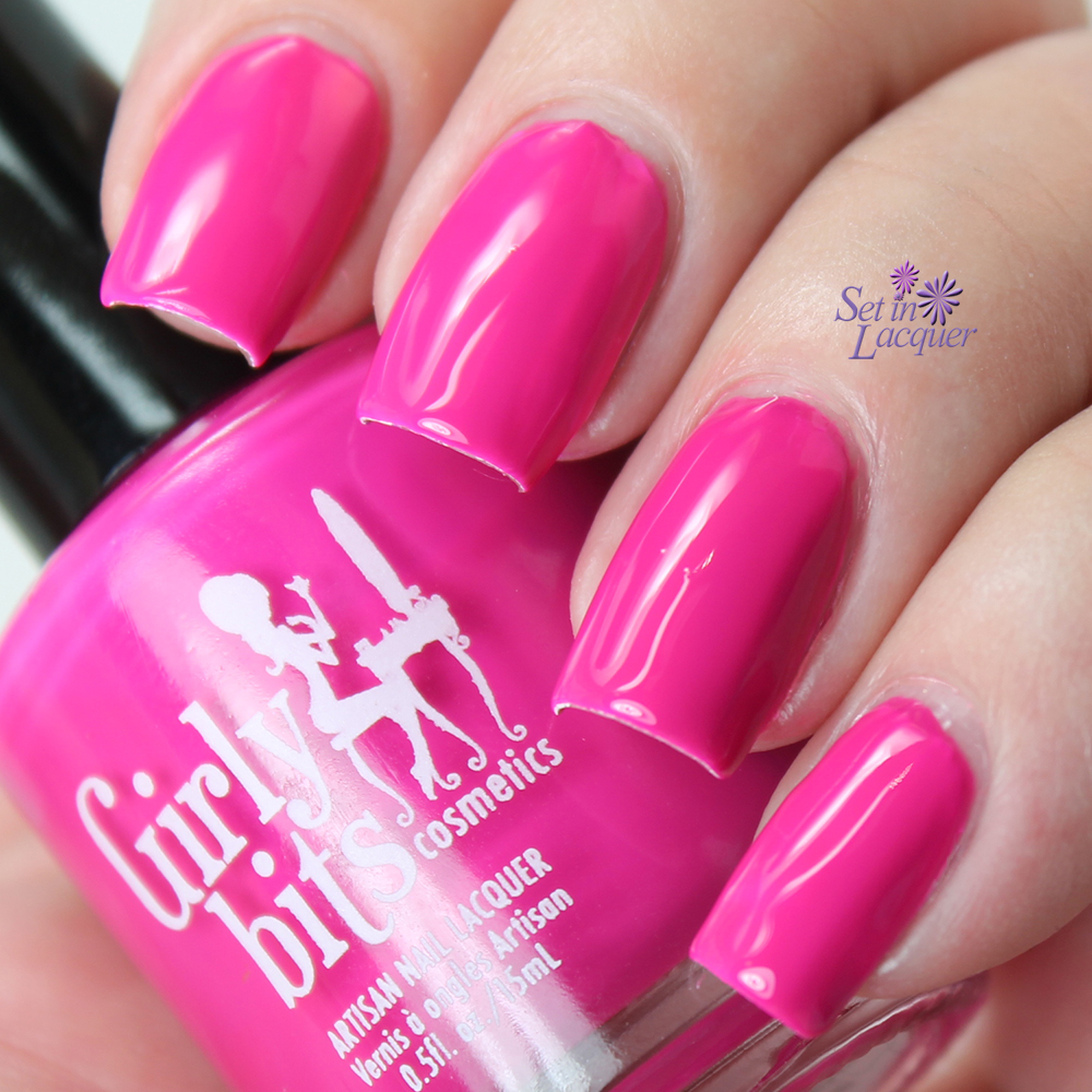 Girly Bits - Don't Paddle Break A Nail