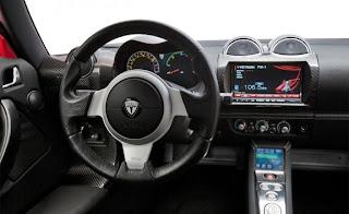 Tesla Roadster 2011