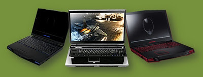 Top Ten Notebook Gaming 2011