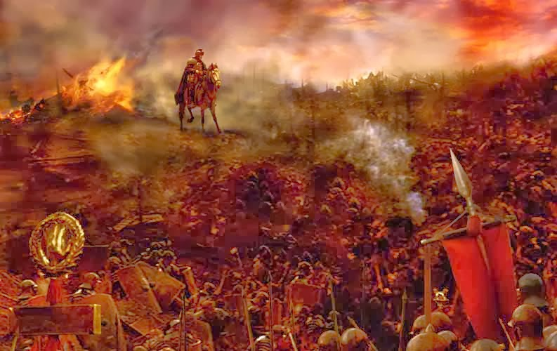 hannibal and the battle of cannae Battle of cannae – casualties & impact: various accounts of the battle of cannae show that 50,000-70,000 of the romans, with 3,500-4,500 taken prisoner it is known that approximately 14,000 were able to cut their way out and reach the town of canusium.