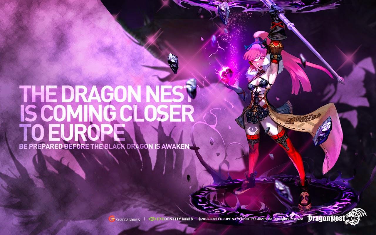 Download Wallpaper Dragonnest Keran Terbaru
