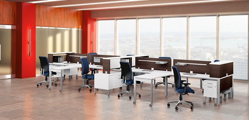 Open Desking Configuration