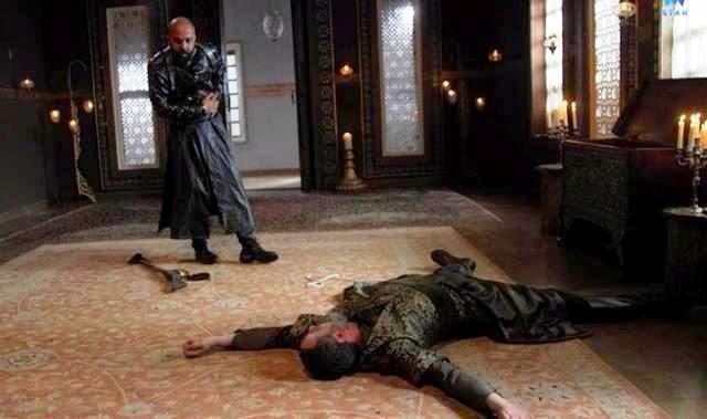 Suleyman Magnificul episodul 152 rezumat