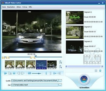Xilisoft video cutter portable