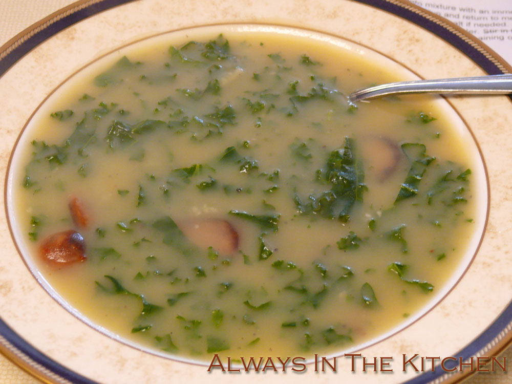 Always in the Kitchen: Caldo Verde