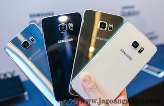 Smartphone tercanggihdi dunia saat ini Samsung Galaxy S6 EDGE Plus