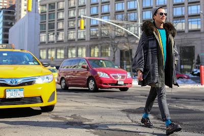La moda de Nueva York