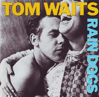 Cover Tom Waits - Rain dogs