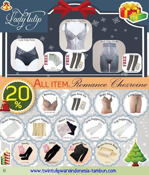 Promo Diskon Tulipware Desember 2015