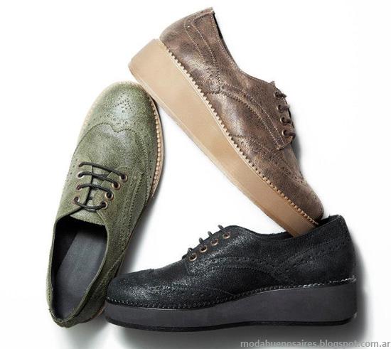 Zapatos Viamo otoño invierno 2013