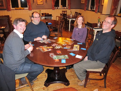 7 Wonders - The players early in the Second Age