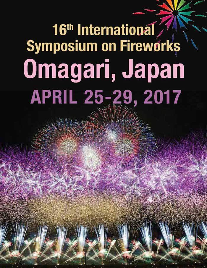 16TH INTERNACIONAL SYMPOSIUM ON FIREWORKS OMAGARI, JAPON
