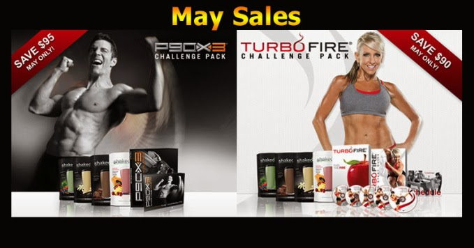 P90X3 and Turbo Fire Discount