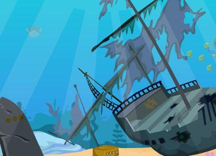 TheEscapeGames Ocean Boy Escape Walkthrough