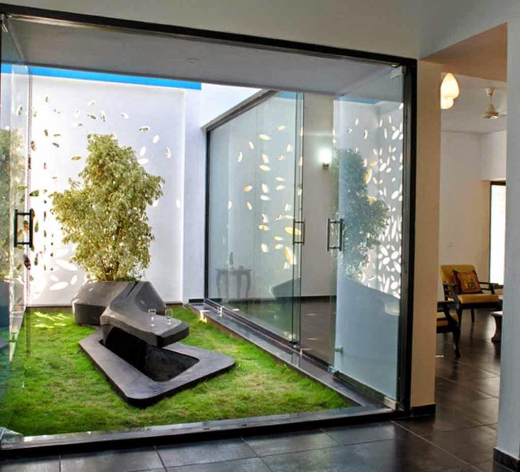 5 Contoh Taman Belakang Dan Desain Membuat Taman Belakang Yang