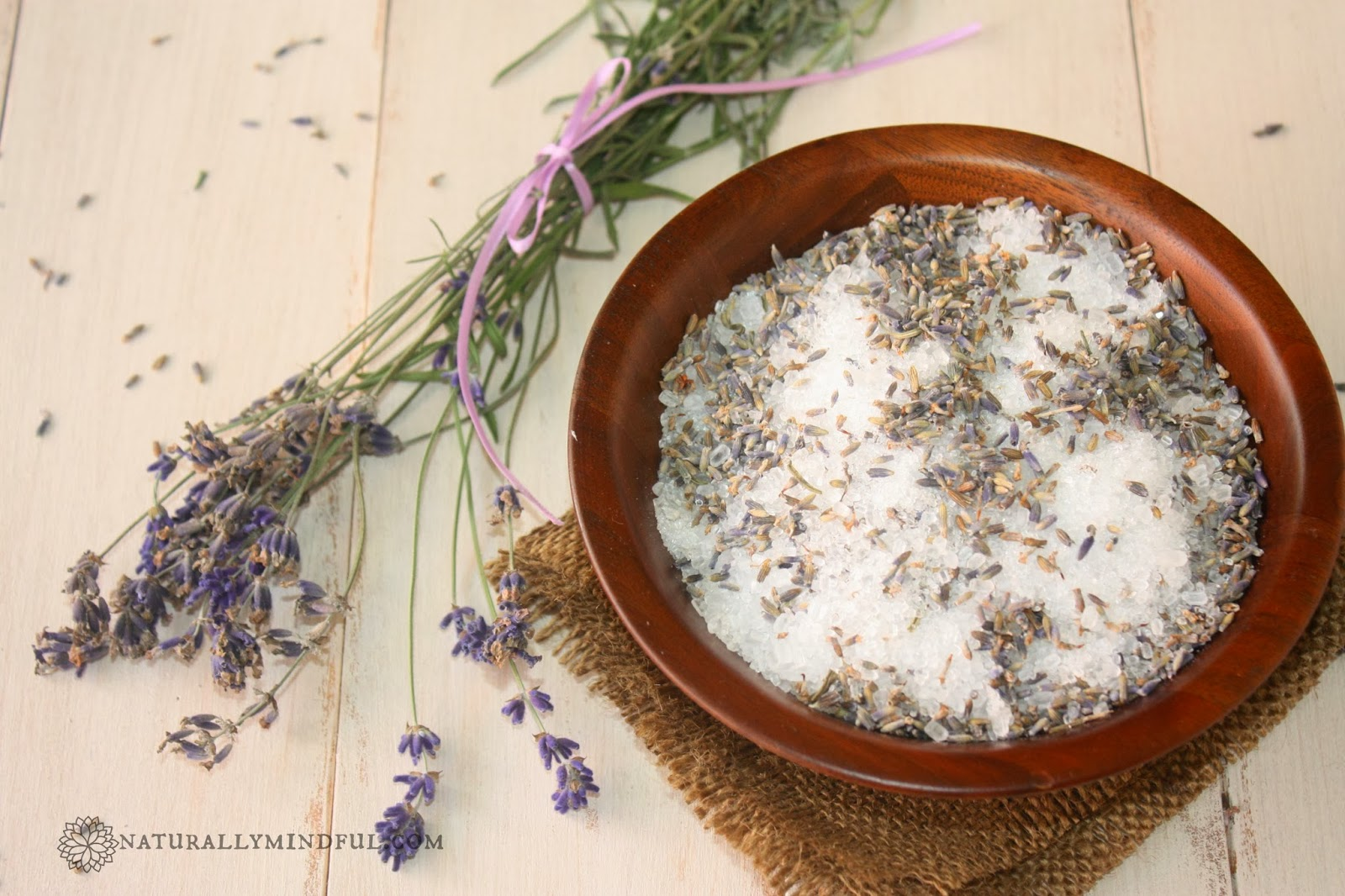 Lavender Eucalyptus Bath SoakPrimally Inspired