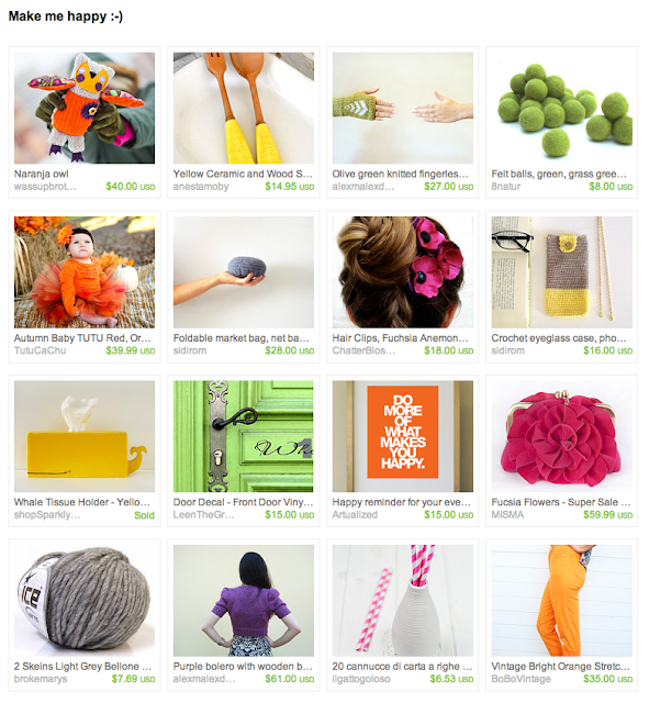 curated group of vibrant accessories, gifts, and decor
