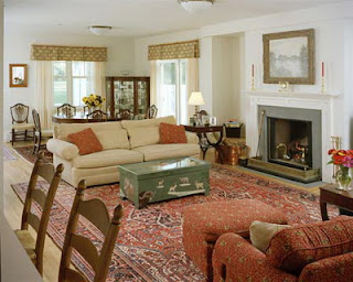 Feng Shui and Area Rugs