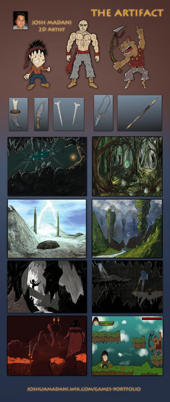 http://joshuamadani.wix.com/games-portfolio