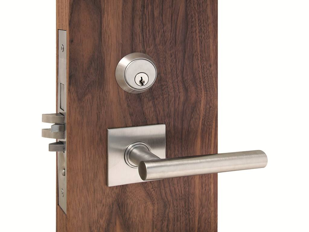 A coat of varnish september 2015 for Door handle with lock