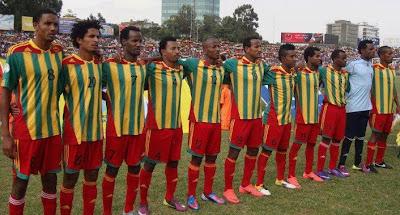 Ethiopia vs Central African Republic Live