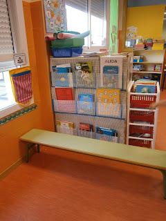 La clase de miren mis experiencias en el aula nuevo for Plano aula educacion infantil