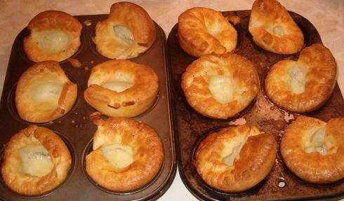 Yorkshire Pudding Room Temperature