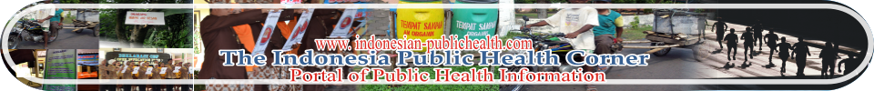 The Indonesian Public Health Portal