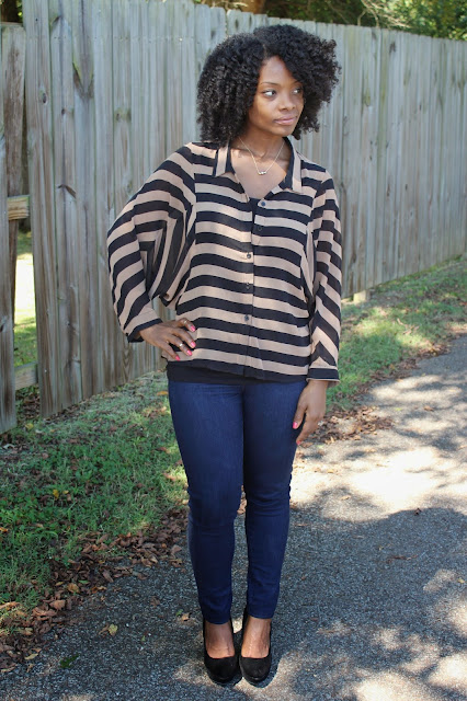 Throwback Thursday – The Oversized Blouse