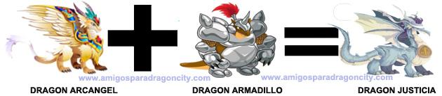 como sacar el dragon justicia en dragon city 3