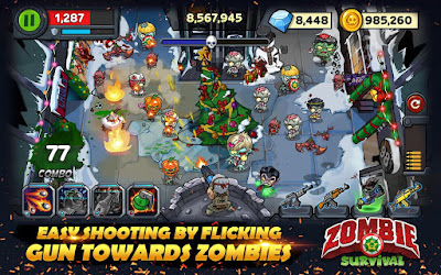 Zombie Survival: Game of Dead v2.0.5 Mod Apk Unlimited Money Terbaru Hack