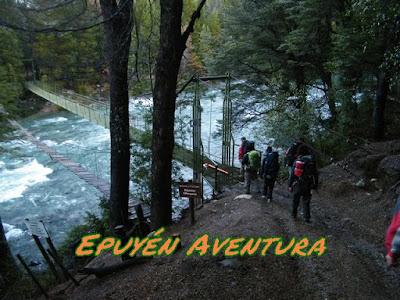 Refugio El Retamal - Comarca Andina - Epuyén Aventura - El Bolsón
