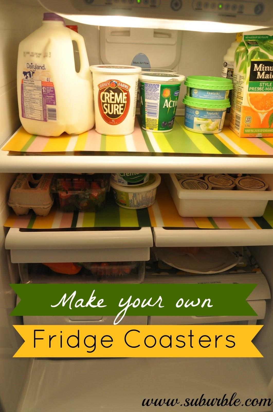 got slop make your own fridge coasters suburble