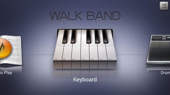 Walk band скачать на андроид
