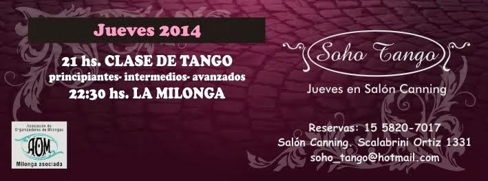 Soho Tango