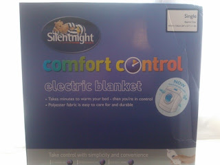 Silentnight Climate Control Electric Blanket