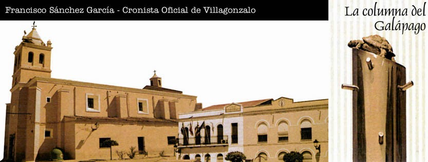 El cronista de Villagonzalo