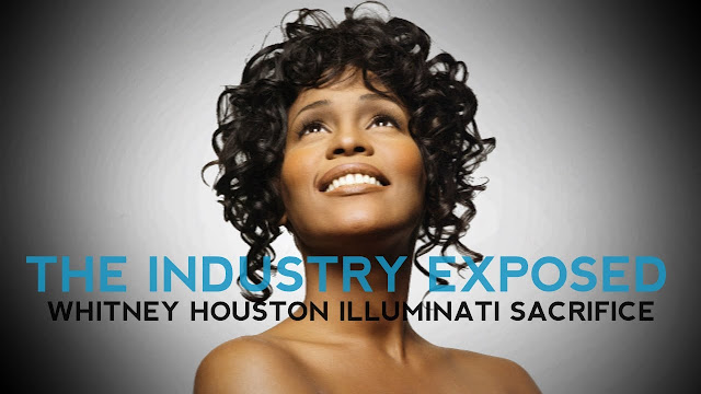 Whitney Houston Exposes The Illuminati