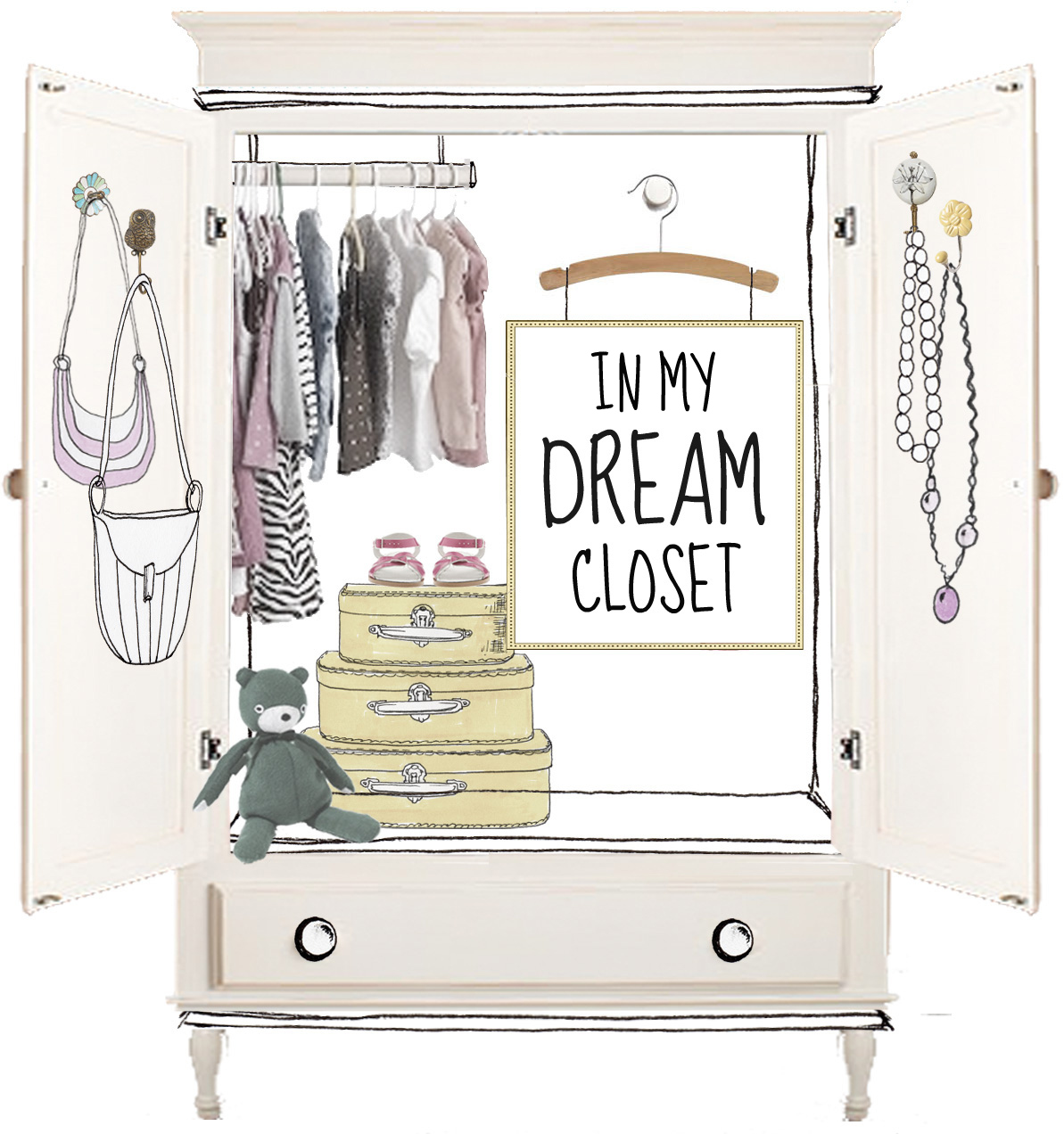 Diaper style memoirs in my dream closet babylady for My retro closet