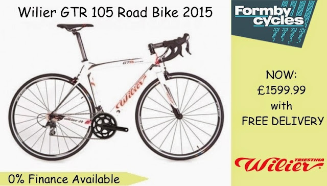 2015 Road Bike: Wilier GTR 105